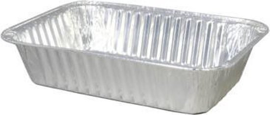 Aluminium ovenschaal