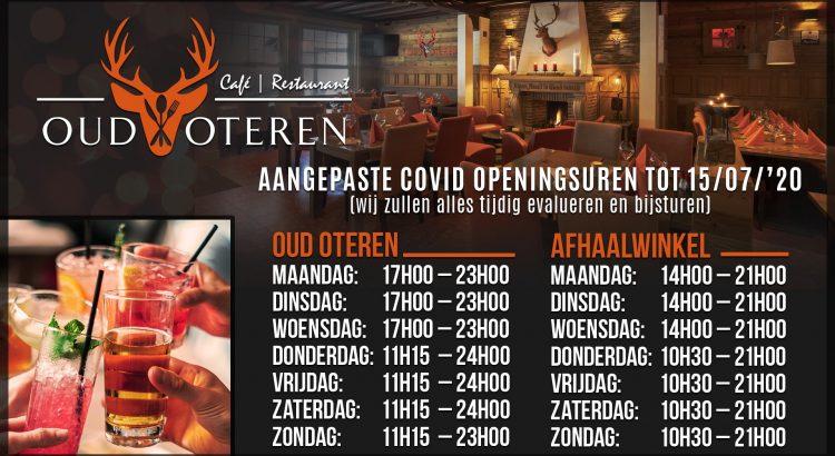 Café Restaurant Oud Oteren Neeroeteren