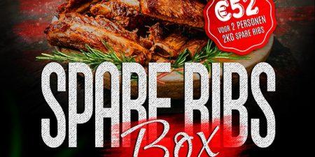 SPARE RIBS BOX